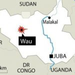 600 Sudanese nationals victims of the conflict healing in Wau Teaching Hospital
