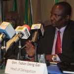 SPLM-IO rejects rumors about Taban