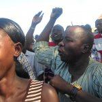 Traders react to demolition of Juba market