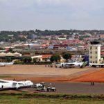 Upgrades at Juba Airport interrupt flights
