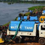 Juba authorities block wagons from supplying river water