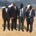 Raila initiates 'handshake' among S. Sudan leaders
