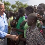 UN boss disapproves imposing sanctions on S. Sudan