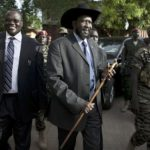 """Kiir, Machar agrees to a """"nonethnic"""" security sector"""