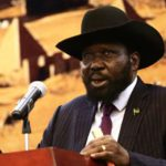Kiir tells governors to prepare to lose seats