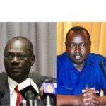 """Gov't & SPLM-IO negotiators """"happy"""" with the KPA"""