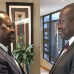 "Machar-Raila meeting was ""fruitful"""