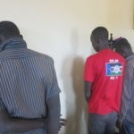 Suspected killers of two women arrested