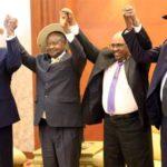 Khartoum peace process concludes
