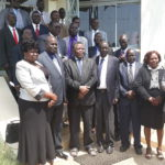 Kiir promotes legal counsels