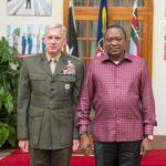 Kenyatta pushes for Kiir, Machar to work together