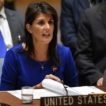 Arms embargo to stop the violence, says US' Nikki Haley
